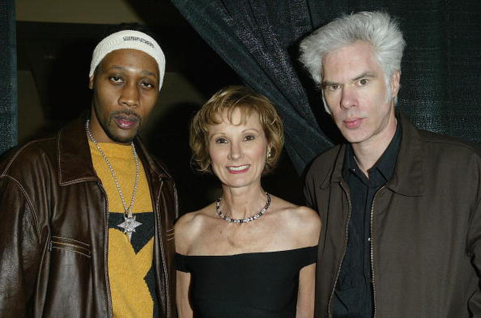 RZA, Roxanne Messina and Director Jim Jarmusch at the Opening Night of the San Francisco Film Festival.